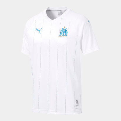 Puma Marseille Home Shirt 2019 2020
