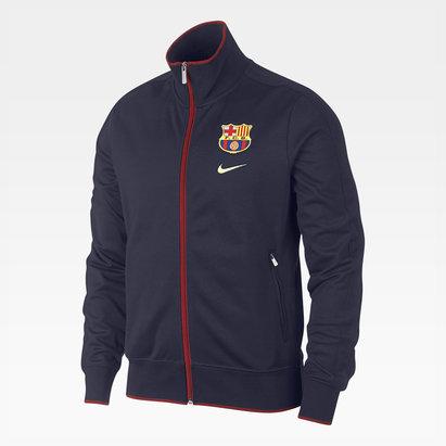 Nike FC Barcelona Classic Full Zip Football Jacket