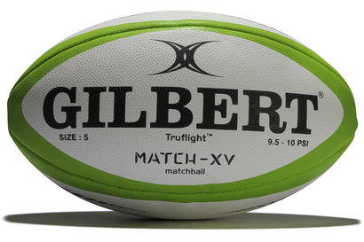 Gilbert Generic Match XV Rugby Ball