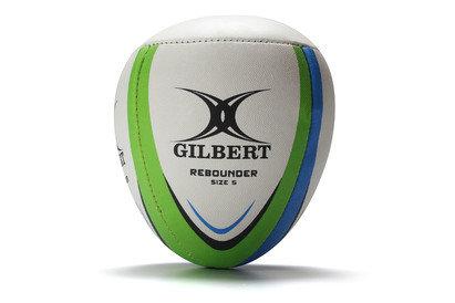 Gilbert Rebounder Match Weight Training Rugby Ball