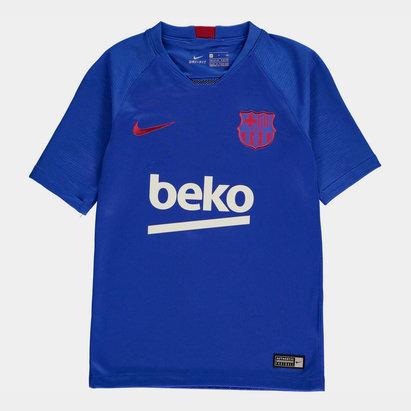 Nike Barcelona Strike T-Shirt 2019 2020 Junior