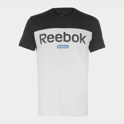 Reebok BL Short Sleeve T-Shirt Mens