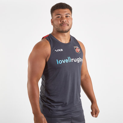 VX3 Dragons 2019/20 Players Rugby Vest