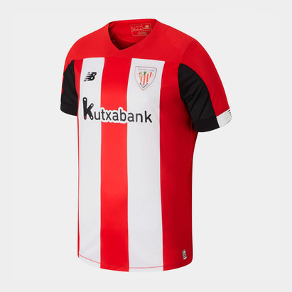 New Balance Athletic Bilbao Home Shirt 2019 2020
