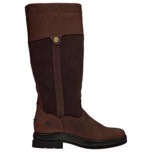 Ariat Windermere II H2O Ladies Country Boot - Dark Brown