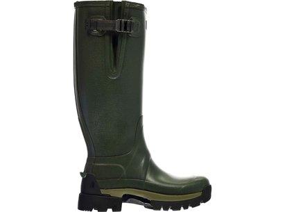 Hunter Balmoral Side Adjustable Mens Boots