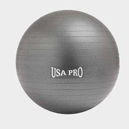 USA Pro Yoga Ball 55cm