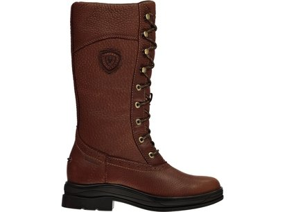Ariat Wythburn H2O Ladies Country Boot - Brick