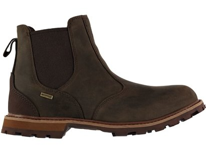 Muck Boot Chelsea Mens Leather Ankle Boots