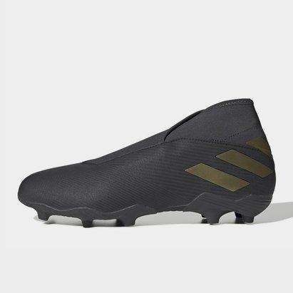 adidas Nemeziz 19.3 Laceless Mens FG Football Boots
