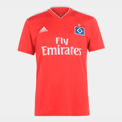 adidas Hamburg SV Away Shirt 2018 2019