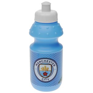 Manchester City Football Water Bottle