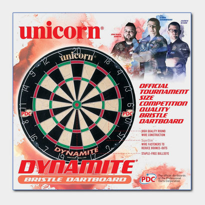 Unicorn Dynamite Dart Board