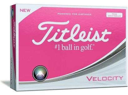 Titleist Velocity 12 Pack Golf Balls