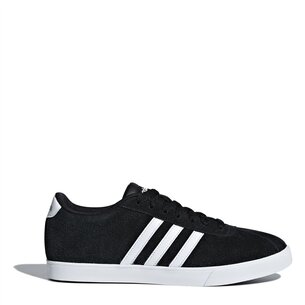 adidas Courtset Suede Trainers Ladies