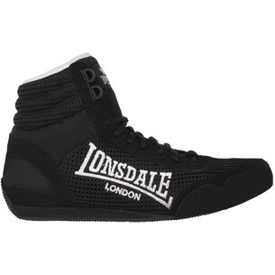 Lonsdale Contender Junior Boys Boxing Boots