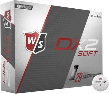 Wilson DX2 Soft Golf Balls 12 Pack