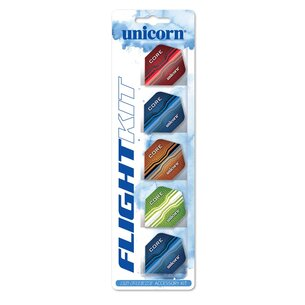 Unicorn 5pk Flight Set