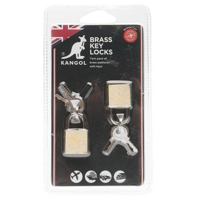 Kangol Case Lock Pack of 2