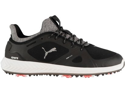 Puma Ignite PWR Adapt Mens Spiked Golf Shoes