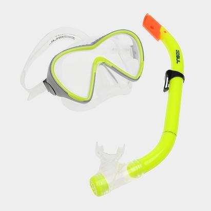 Gul Thresher 30 Mask and Snorkel Set Junior