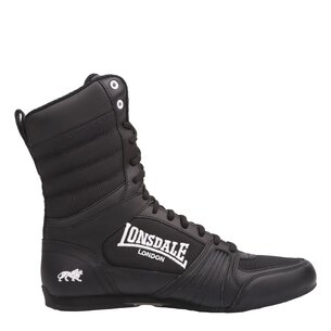 Lonsdale Contender Boxing Boots Mens