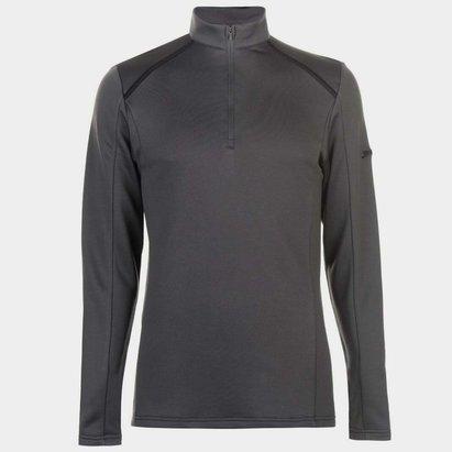 Slazenger Zip Pullover Mens