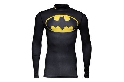 Under Armour Batman Alter Ego ColdGear Kids Compression L/S T-Shirt