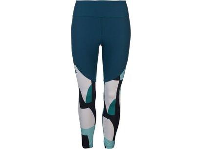 Under Armour Balance Print Crop Pants Ladies