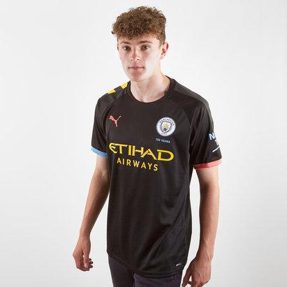 Puma Manchester City Away Shirt 2019 2020