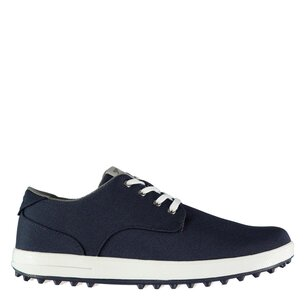 Slazenger Canvas Mens Golf Shoes