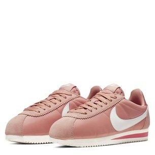 Nike Classic Cortez Nylon Trainers Ladies