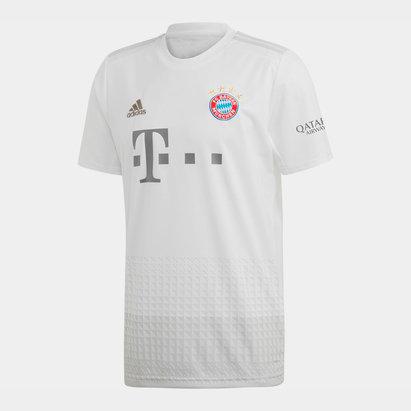 adidas Bayern Munich Away Shirt 2019 2020