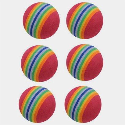 Slazenger 6pk Foam Balls