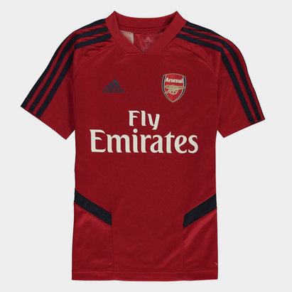 adidas Arsenal 19/20 Kids Football Training T-Shirt