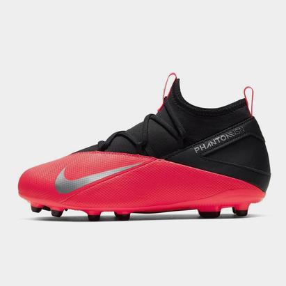 Nike Phantom Vision Club DF Junior FG Football Boots