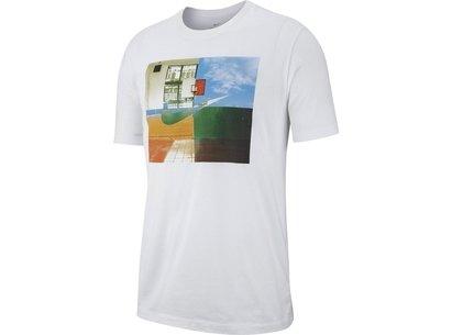 Nike Photo Basketball T Shirt Mens