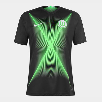 Nike VFL Wolfsburg Home Shirt 2019 2020