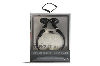 Aftershokz Trekz Titanium Bone Conductor Headphones
