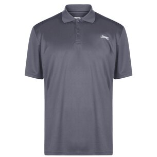 Slazenger Golf Solid Polo Shirt Mens