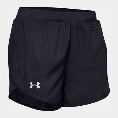 Under Armour Fly By 2 Shorts Womens