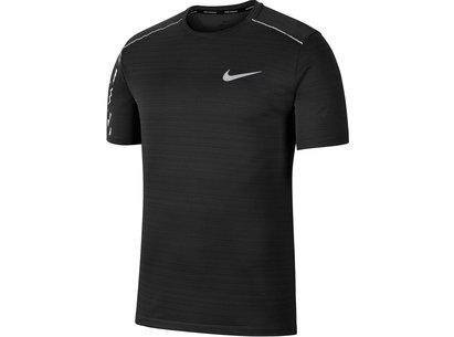 Nike Miler Edge T Shirt Mens