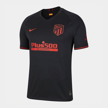 Nike Atletico Madrid 19/20 Away Replica Football Shirt