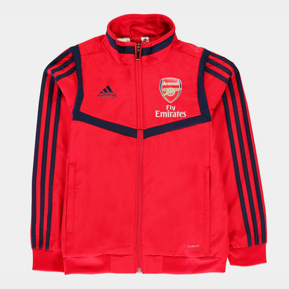 adidas Arsenal 19/20 Kids Presentation Jacket