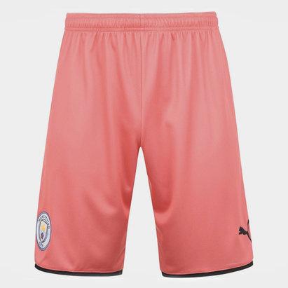 Puma Manchester City 19/20 3rd Football Shorts