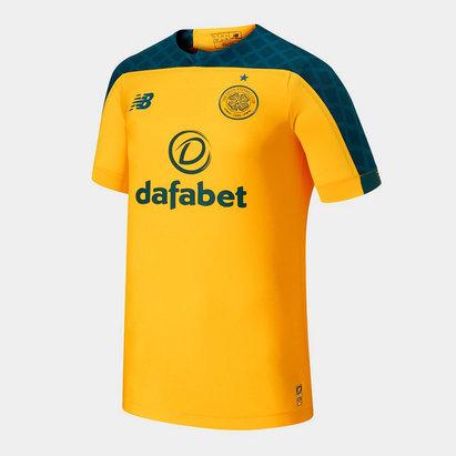 New Balance Celtic Away Shirt 2019 2020
