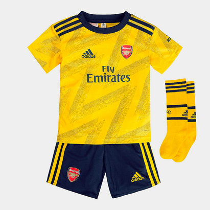 adidas Arsenal Away Mini Kit 2019 2020