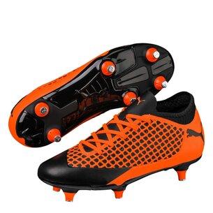 Puma Future 2 Soft Ground Football Boots Junior Boys