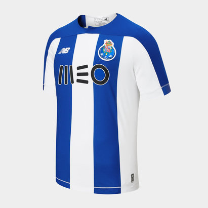 New Balance FC Porto Home Shirt 2019 2020 Junior
