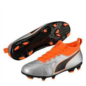Puma Future 19.4 Firm Ground Football Boots Boys